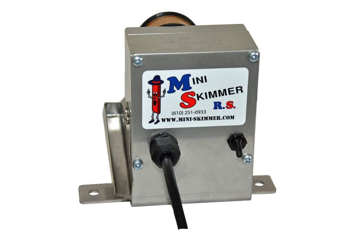 How Mini-Skimmer Works