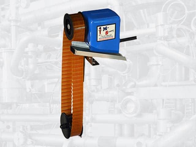 Cogged Belt Mini Skimmer Model MSB-A